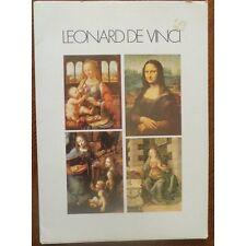 LEONARD DE VINCI Portfolio Vierge au Rocher Madone à œillet Annonciation Joconde