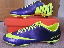 BNWT Nike Mercurial Vapor IX FG * Version Pro * Electro violet/Volt/Noir