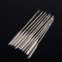 10pcs 15x1 HAx1 130/705H Assorted Size #8-18 for Household Sewing Machine Needle