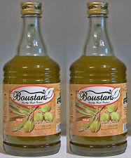 2 Flaschen feines Olivenöl je Flasche 500 ml. Öl, Natur.