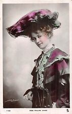 POSTCARD    ACTRESSES    PAULINE  CHASE                   Tuck