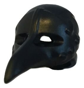 Plague Doctor Mask for Lego Minifigures accessories