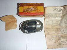 Nos Original MoPaR Underhood Light 1940s Chrysler Plymouth DeSoto Dodge 1244920 (Fits: DeSoto)