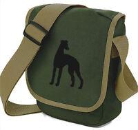 Whippet Bag Shoulder Bags Handbags Greyhound Whippet Dog Walkers Birthday Gift