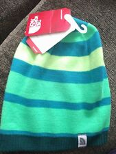 The North Face Youth Pete N Repeat Beanie Depth Green Small $25 and Reversible!