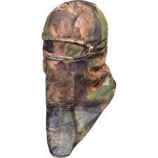 Jack Pyke Camo Face Veil Mask Balaclava English Oak Pigeon Shooting