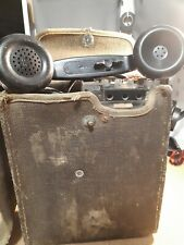 More details for ww2 us army signal corps field telephone ee-8-b