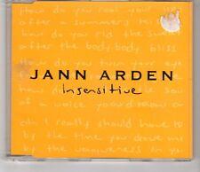 (HI409) Jann Arden, Insensitive - 1995 CD