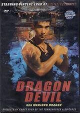 Dragon Devil AKA Mahjong Dragon Vincent Zhao With English Subtitles