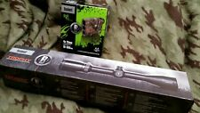 Bushnell Trophy 6-18x50 And Bone Collector Rangefinder 4x21 Long range hunting