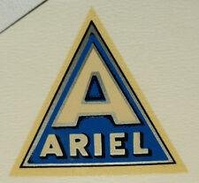 Ariel SCRITTA DECALCOMANIA AD ACQUA decalcomania 40 x 35 mm, 10320A, Blu/Argento