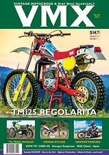 VMX Vintage MX & Dirt Bike AHRMA Magazine -NEW ISSUE #69