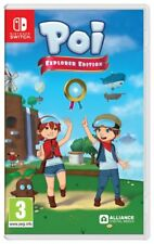Poi Explorer Edition For Nintendo Switch (New & Sealed)