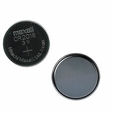 Maxell Battery Lithium Batteries CR2016 3V Watch Cell 3v Cell-1,5,10,15,20