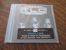 cd album TLC fanmail