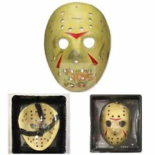 JASON VOORHEES Mask PROP REPLICA NECA Friday The 13th Part 3 Replica