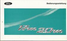 FORD 17M 20M Betriebsanleitung 1969 Handbuch P7 inkl. blanco Wartungsteil  BA