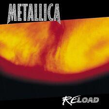 METALLICA RELOAD CD ALBUM