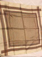 echo vintage silk scarf