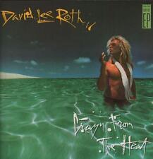 David Lee Roth(Vinyl LP)Crazy From The Heat EP-Warner-925 222 1-Germany-VG/VG