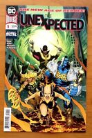 """The Unexpected # 1 Cover A """" Dark Nights Metal """" Fold Out Cover 1st Print DC NM+"""