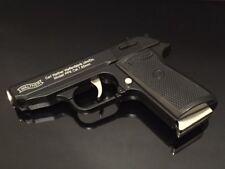 Feuerzeug Pistole Walther PPK Bond Sturmfeuerzeug Pistolenfeuerzeug + Holster