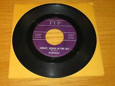 "INSTRUMENTAL 45 RPM - RANGERS - FTP 404 - ""(GHOST) RIDERS IN THE SKY"""