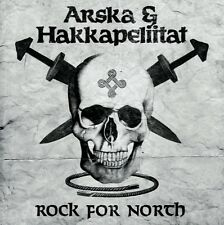 Arska & hakkapeliitat-ROCK FOR North (Berline 300 * BLACK V. * Heathen Hoof * Lumière)