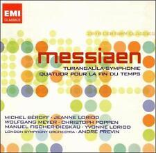 Turangalila Symphony / Quatour Pour La Fin Du Temp, New Music