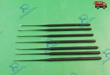 Micro Repositor Shea Ear Operation Set OF 7 Black Coated Surgical-ENT Instrument