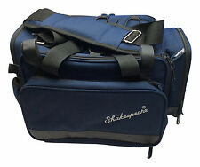 Shakespeare Deluxe Lure and Accessory Bag - Large with Tackle Boxes #641-1154472