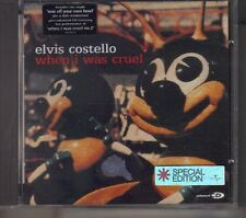 ELVIS COSTELLO - When I Was Cruel - Enhanced CD Album