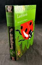 1994 THE NEW NATURALIST LIBRARY LADYBIRDS NUMBER 81 DUST WRAPPER 1ST EDITION