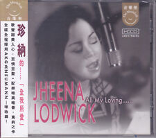 """Jheena Lodwick - All My Loving"" 24bit/96kHz Mastering Audiophile HDCD CD New"