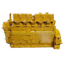 Caterpillar 3406b Remanufactured Diesel Engine Extended Long Block