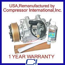 2012-2015 Civic Coupe 1.8L Reman A/C Compressor