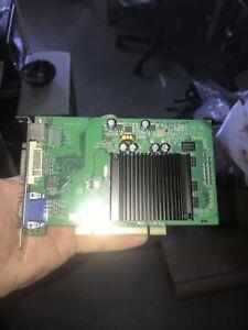 EVGA GeForce 6200 512-P1-N402-LR 512MB DDR2 PCI Video Graphics Card