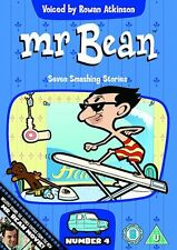 Mr Bean - The Animated Adventures: Number 4 [DVD][Region 2]