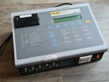 FLUKE BIOMEDICAL 601 PRO XL INTERNATIONAL ELECTRICAL SAFETY ANALYSER TESTING