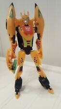 TRANSFORMERS Animated  CHEETOR blurr beast wars Botcon Exclusive - rare