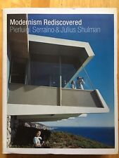SIGNED Julius Shulman MODERNISM REDISCOVERED Trilingual Flexibind