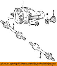 VOLVO OEM 04-06 S80 Rear Differential-Dust Shield 1385077
