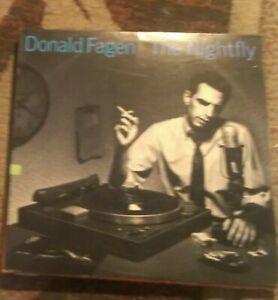 DONALD FAGEN The Nightfly LP 1982. Steely Dan original vintage