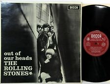 ROLLING STONES ~OUT OF OUR HEADS~ MONO 1965 UK DECCA LP~ LK.4733 11A/11B