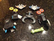 McDonalds Happy Meal Toy Lot of 7 Wild Planet Spy Gear Spy Pen Spy Launcher