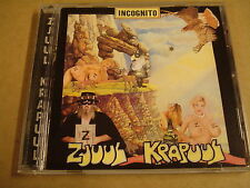 CD / ZJUUL KRAPUUL ( KATASTROOF ) - INCOGNITO