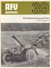 AFV Weapons Profile 39 - Panhard Armoured Cars - DVD