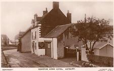 Egerton Arms Hotel Pub  Astbury Nr Congleton unused RP plain back pc Lilywhite
