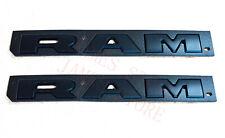 2019-2020 Ram 2500 3500 4500/5500 Right & Left Side Front Door Ram Emblem