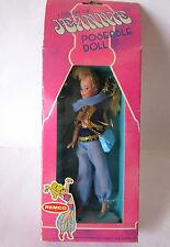 """poupée  """" I DREAM OF JEANNIE """" remco toys 1977"""